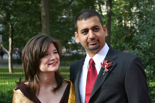anil and alaina getting married!