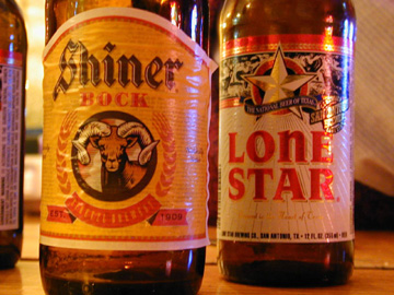 shiner beer of the gods