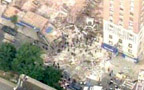 upper west side building collapse